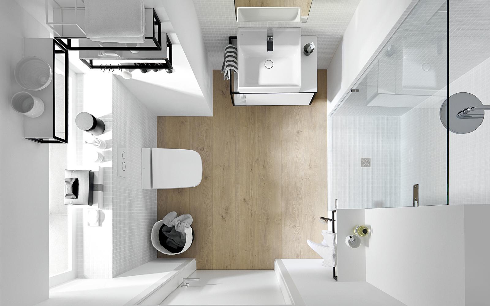 Einrichtungstipps für kleine Badezimmer | Nessmann | Düsseldorf